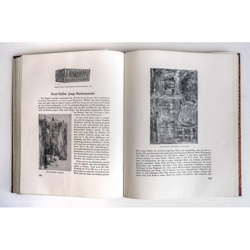 Westheim, Paul (Herausgeber): DAS KUNSTBLATT. XIII. Jahrgang 1929, Hefte No. 01 - 12