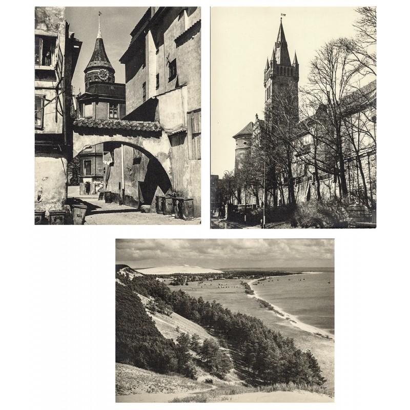 Moslehner, Victor: Drei Original Fotografien (1930er Jahre).