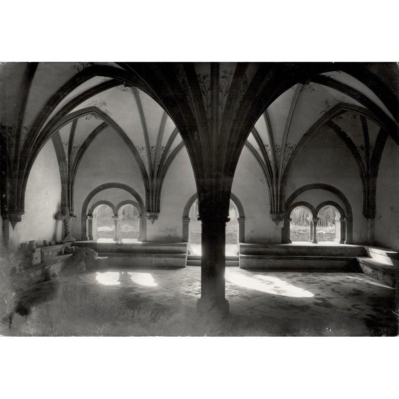 RETZLAFF, Erich: Kloster Eberbach im Rheingau. Original Fotografie(1950er Jahre)