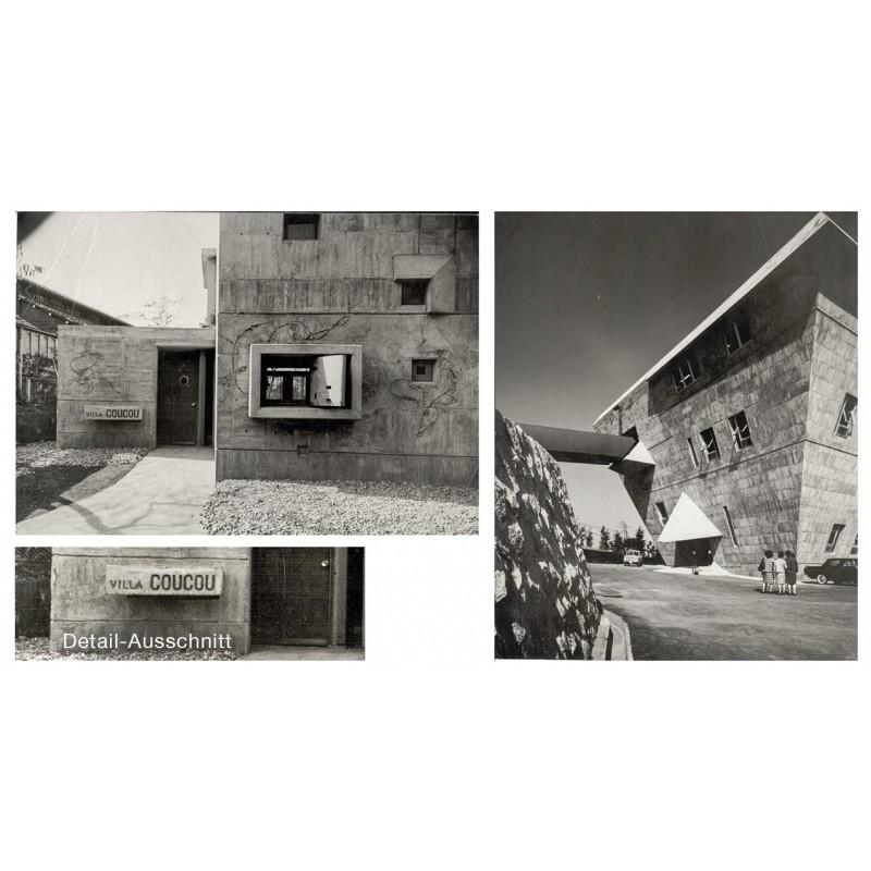 Atelier U,Atelier Yoshizaka und Takama Yoshizaku: Villa Cou Cou, 1957 // Seminar House for Student, 1965.