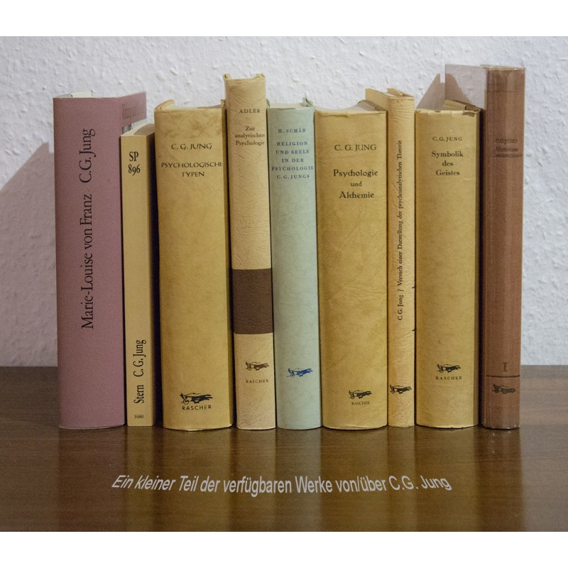 25 Bücher zum Werk von C.G. Jung